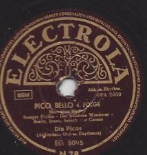 Die Picos Akkordeon Duo mit Rhythmus  : Pico Bello, Folge 3 + 4