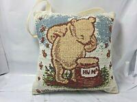 Disney VintageWinnie the Pooh Decorative Pillow Bear Tigger Wall Decoration EUC