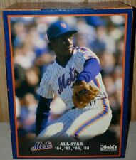 New York NY Mets Dwight Doc Gooden Bobblehead 2013 Gold's Horseradish
