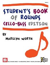 Student's book of arrotondamenti: cello-bass Edition