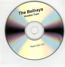 (GW640) The Bellrays, Voodoo Train - DJ CD