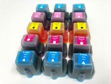 15 Color Ink Cartridge for HP 02 XL PhotoSmart 3110 3310 8230 8238 8250 D7368