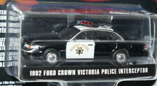 greenlight CHP POLICE 1992 ford crown victoria interceptor GONE IN 60 SECONDS