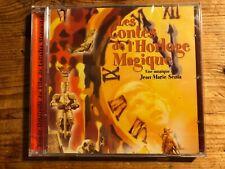 LES CONTES DE L'HORLOGE MAGIQUE (Senia) OOP 2003 Soundtrack Score OST CD SEALED