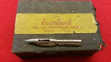 Esterbrook No. 501 Penesco Pen Nib - Vintage Unused - Medium Oval