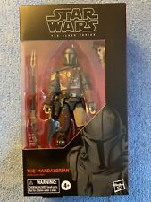 NEW 2019 HASBRO STAR WARS BLACK SERIES  RED BOX   MANDALORIAN