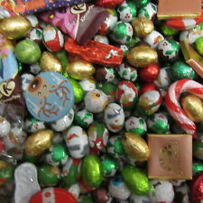 1kg   ASSORTED FOILED NOVELTY MILK CHOCOLATES SHAPES  / sweets