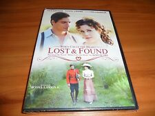 When Calls the Heart: Lost and Found (DVD, Fuul Frame 2014) NEW Janette Oke