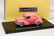 Eligor 1/43 - Renault 4CV Servizio lavanderia La Croce