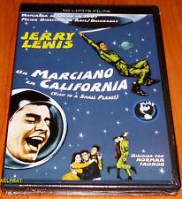 UN MARCIANO EN CALIFORNIA / VISIT A SMALL PLANET Jerry Lewis DVD R2 Precintada