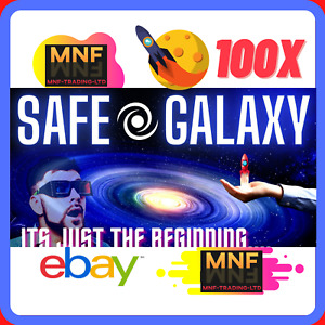 100 MILLION SAFEGALAXY - CRYPTO SAFE GALAXY - CHEAPEST SELLER - INSTANT DELIVERY