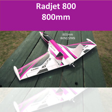 "Radjet 800 EPO 800mm (31.5"") (PNF) RC Airplane w/ Motor ESC Servo Props 3D Flyer"