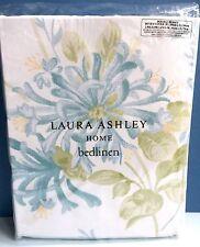 Laura Ashley Honeysuckle Duck Egg Blue Super  King  Duvet 2 pillowcases Bedset