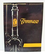 ~ Vintage 1988 Tommaso Road Catalog TLX 9650, Crono, Campagnolo Record ~