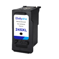 One Black PG-245XL For Canon Ink Cartridge PIXMA MG2522 MG2520 MG2500