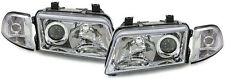 Chrome projector Xenon front headlights for Audi A4 S4 B5 95-01