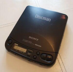 SONY D-121 DISCMAN ~ 1993 Personal CD Player