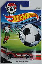"""Hot Wheels - Golden Arrow """"Soccer Series 04/08"""" Neu/OVP Fußball"""