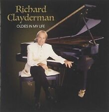 CD de musique piano Richard Clayderman
