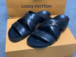 Louis Vuitton Mirabeau Mules Mens Sandals