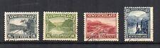 Canada - Newfoundland 1923-24 values to 15c FU CDS