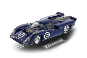 Carrera Digital 124 23898 Sunoco Lola T70 MKIIIb #6 1:24 scale Slot Car w/lights
