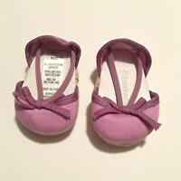 ​​American Girl doll Purple Espadrilles (A27-22)