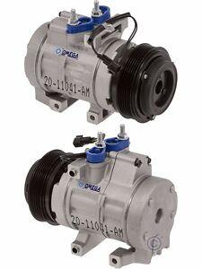 New AC Compressor Fits: 2007 - 2008 Ford F150 / Lincoln Mark LT V8 4.6L 5.4L