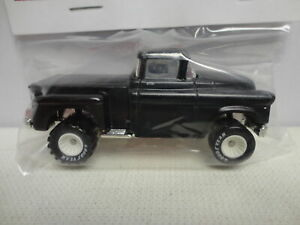 Hot Wheels Custom 1956 CHEVY PICKUP Black '56 w/RR RAOK 2016 INDY Nationals
