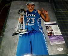 Maya Moore 4x WNBA Champion (Lynx) Signed 11x14 in person. JSA CERTIFIED