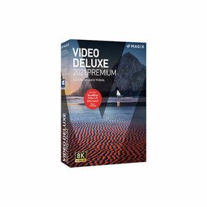 MAGIX Video deluxe 2021 Premium