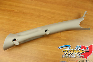 2002-2006 Dodge Ram 1500 2500 3500 Driver Side A Pillar Panel Handle Mopar OEM