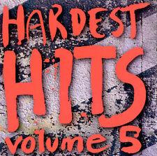 Hardest Hits Volume -5-, HARDEST HITS -5-, Good Import