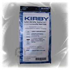 9 Original Kirby Filter / Filtertüten für die Modelle G3 G4 G5 G6 Gsix G7 G8 G10