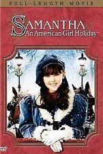 Samantha: An American Girl Holiday (DVD, 2004)