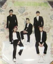 BIGBANG BIG BANG 4.5 Special Edition Taiwan Promo PVC Poster