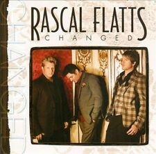 Rascal Flatts : Changed (Deluxe) CD
