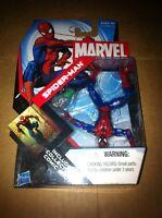 2011 Marvel Universe Series 4 #007 Upside Down Spiderman Spider Man Comic Shot