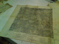 carta d italia ist,geografico militare 1933-punta penne