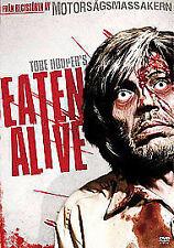 Eaten Alive [Video to DVD conversion], Excellent DVD, Robert Kerman, Ivan Rassim