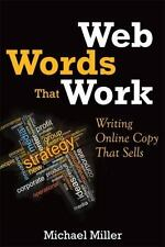 NEW - Web Words That Work: Writing Online Copy That Sells