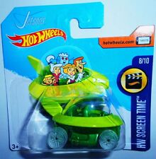 HOT WHEELS THE JETSONS  HW SCREEN TIME [S]