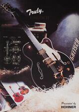 Gretsch Guitar Catalogue (1989)