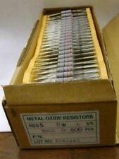 330 Ohm 5% 5 Watt Metal Oxide Resistor - NEW