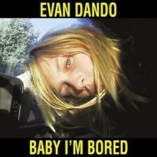 Evan Dando - Baby I'm Bored [New CD] With Book