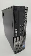 Dell Optiplex 9020 Core i5 4570 3.2GHz 4GB RAM 500GB HDD PC Desktop Win10 Pro