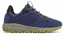 New Balance Men's Fresh Foam Crag Trail Shoes Blue with Green
