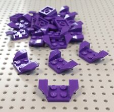 Lego Dark Purple 2x4 Plate Wheel Mudguard / Arch (41854) x4 *NEW* Star Wars City