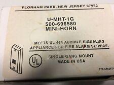 Siemens U-MHU-1G MINI HORN Red