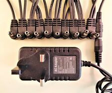 9v DC Guitar Effects Pedal Power Supply Adapter & 10way Daisy Chain DOD